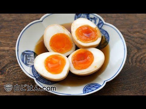 の 作り方 卵 煮