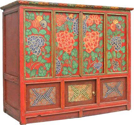 Tibetan Cabinet 11