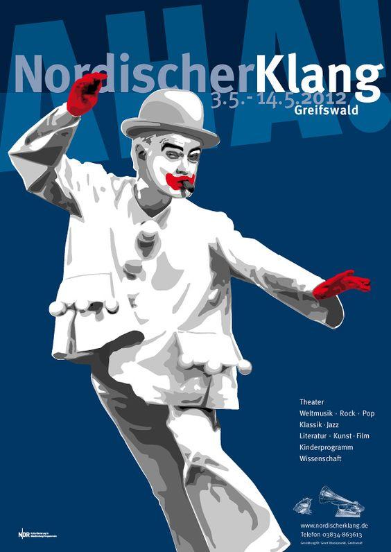 Nordischer Klang 2012, Poster