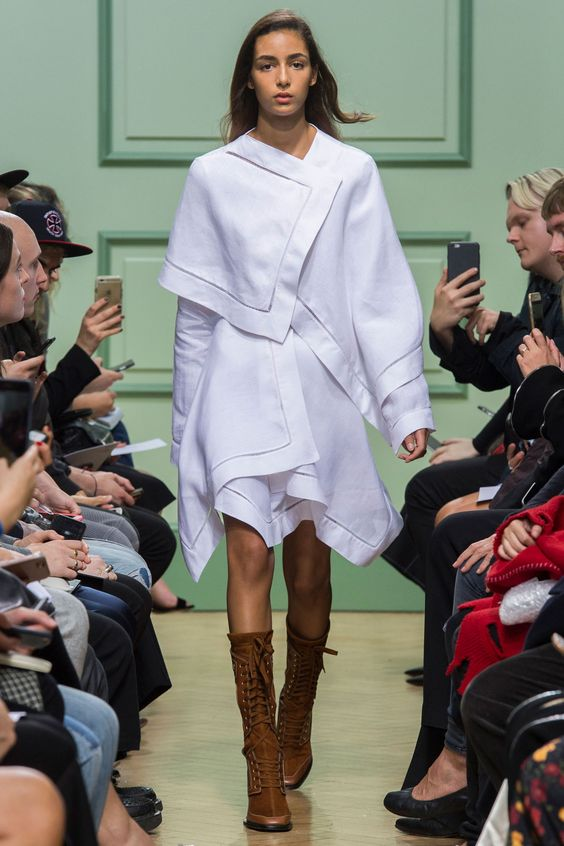 J.W. Anderson @ London Fashion Week Spring 2017