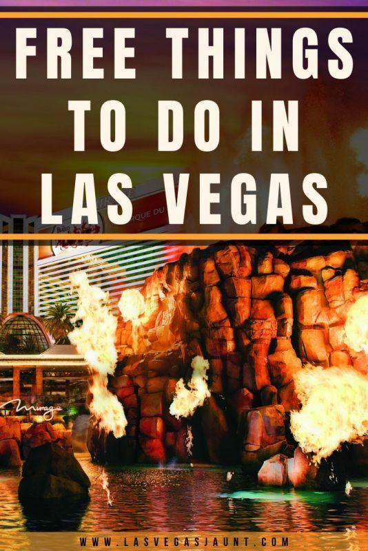100 Free Things To Do In Las Vegas Free Things To Do Las Vegas Trip Las Vegas