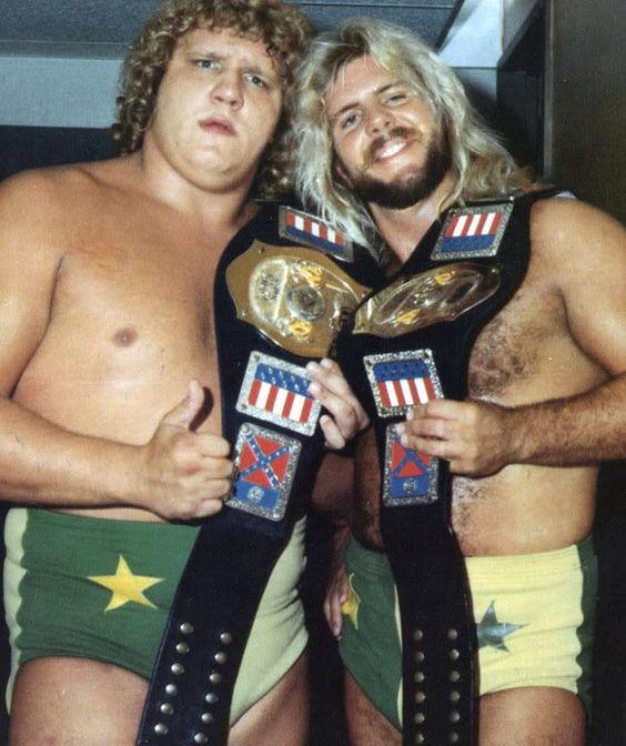 Forgotten Wrestling Titles Part IV : The NWA National Titles