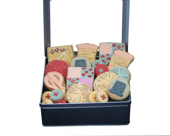 Mother's Day or Birthday Cookie Tin £20.00