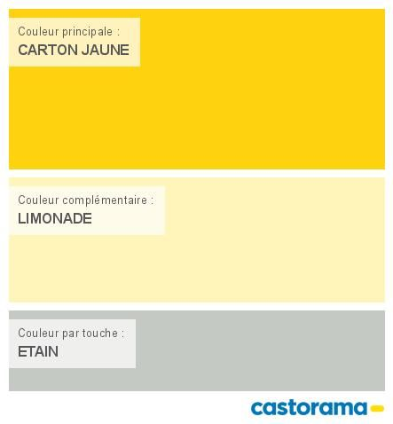 Satin and couleur on pinterest - Jaune pastel peinture ...