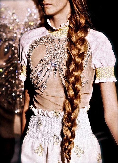 Rapunzel, My hair and Your hair on Pinterest