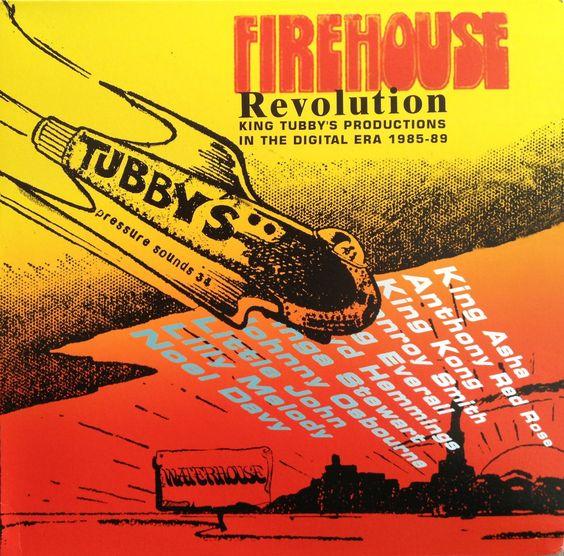 Various Artists - Firehouse Revolution (2001)