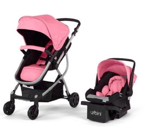 Baby Strollers Urbini Omni 3 In 1 Reversible Toddlers