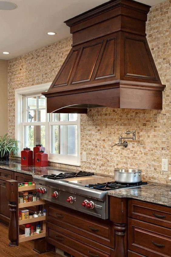 classic but lovely kitchen