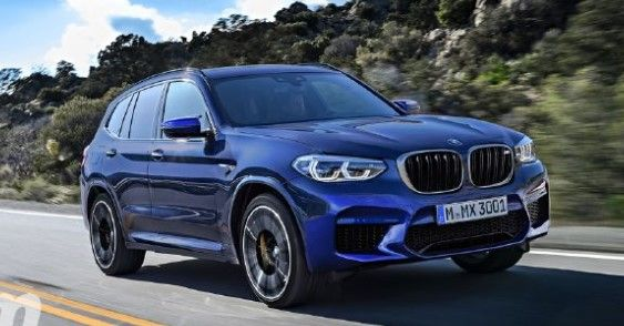 2021 Bmw X5 M Already Rendered Dengan Gambar