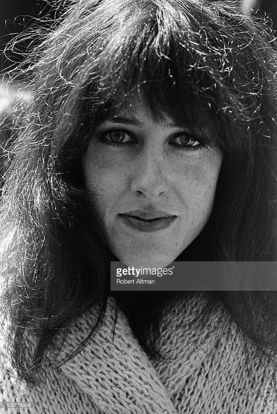 Photo of Grace Slick, singer with Jefferson Airplane and Jefferson Starship posed circa 1970.