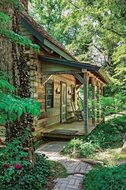 Screen Door Summer Cabins And Cottages Cottage Design Cabins In The Woods