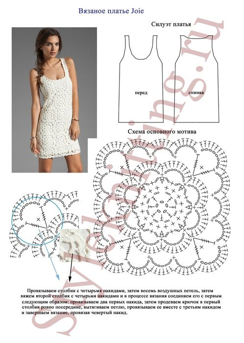 Crochet Patterns to Try: Free Chochet Pattern for Joie Elida Overlay ...