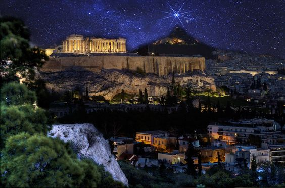 Acropolis, Greece