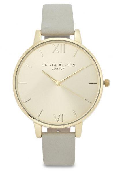 Big Dial grey gold plated watch - Women http://www.thesterlingsilver.com/product/michael-kors-mk5263-wristwatch-for-women/