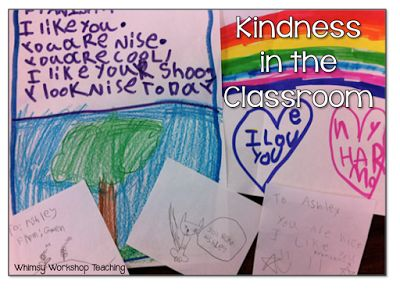 Lots of different ideas and freebies for promoting kindness and inclusion in the classroom. I love the compliments ideas!