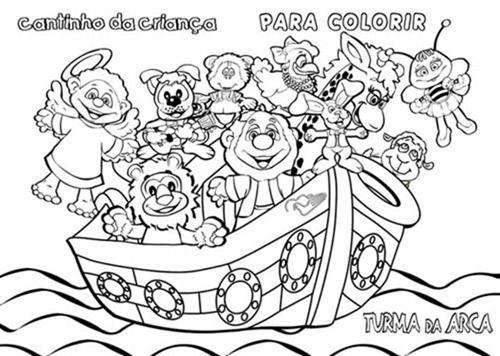 Arca De Noe Desenhos Com Imagens Arca De Noe Desenho Arca De