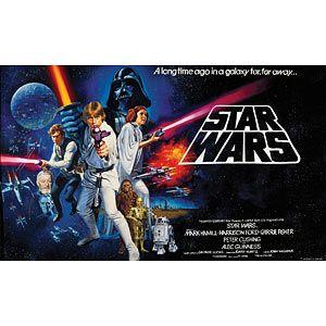 Star Wars Epic Wall Art #starwars #epic