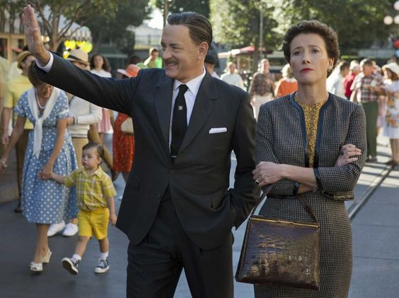 Saving Mr Banks - Does It Really Matter That The Movie Is Not Accurate To The Real Story?