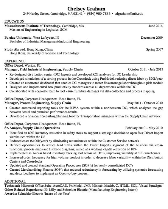 Chief Financial Officer Resume Sample Carol Sand JOB Resume - chief financial officer resume