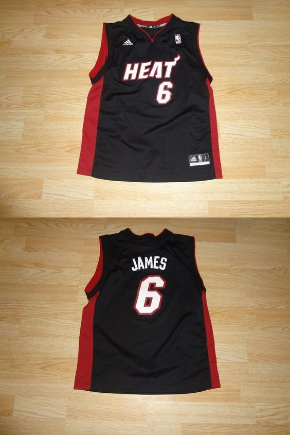 Youth #Miami Heat Lebron James L (14/16) Adidas () Jersey from