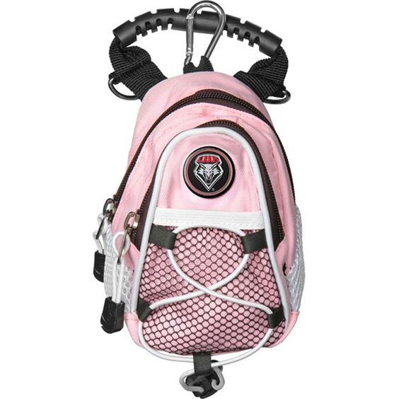 New Mexico Lobos NCAA Mini Day Pack Pink