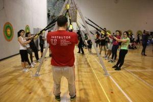 O Programa  UPFit engloba cerca de 20 atividades de fitness.