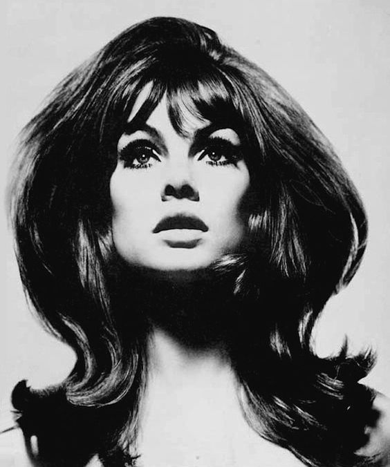Jean Shrimpton by David Bailey (1965). Gorgeous photo