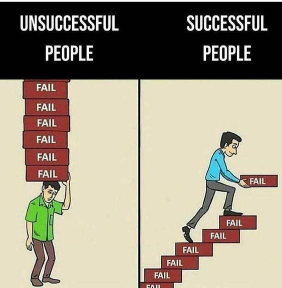 So you think those steps will hold the weight of a failure?