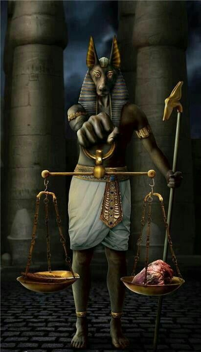 (8) The Principle of Sebek When you just Dont Know What to do or Which Direction to Turn… Symbolizing An Open or Closed Door (Crossroads/Intersections): There are 2 Aspects of Anubis (Anpu/Anpu-at) Which share the duty of guiding the Deceased (aka....