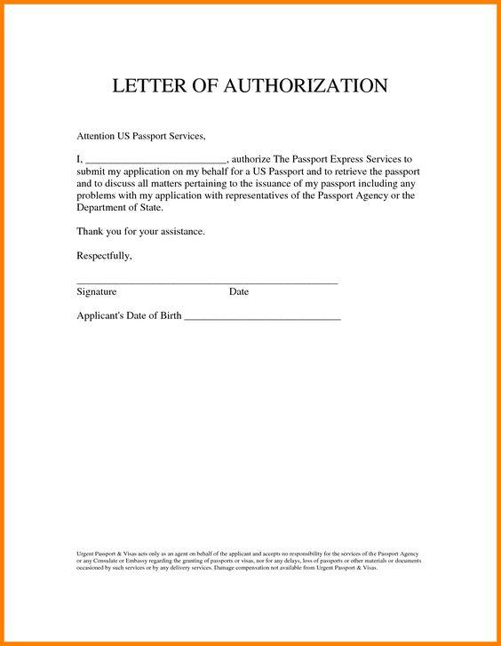 noc letter format for passport authorization template featuring - noc letter