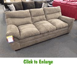 Hideaway Putty Sofa By Corinthian At Furniture Warehouse The 399 Nashville Tn Sofas Pinterest