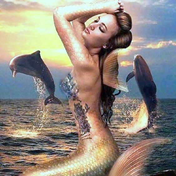 Edgy fashion and crazy opinions.: Mermaid Mythology