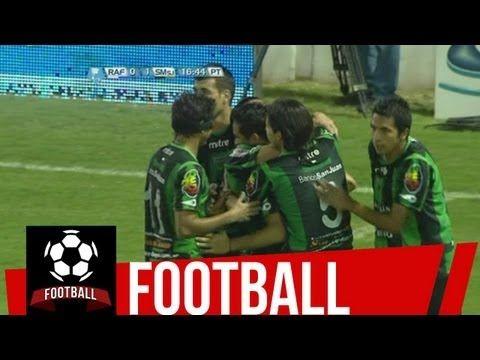 FOOTBALL -  Atlético Rafaela vs. San Martín (San Juan) 2-1 | 06-05-2013 - http://lefootball.fr/atletico-rafaela-vs-san-martin-san-juan-2-1-06-05-2013/