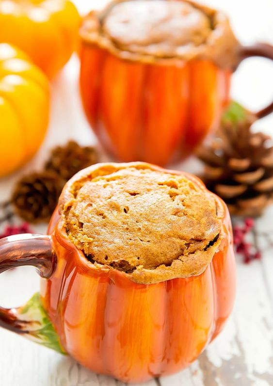 A single serving flourless pumpkin mug cake that cooks in the microwave and is ready in less than ten minutes. It's also gluten free! Pumpkin cake or pumpkin bread is always a must for me around Thanksgiving time. However, this year, it's actually not on my Thanksgiving menu. So I've resorted to making myself my …