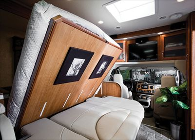 Schwintek Murphy Bed System Specifically For RVs