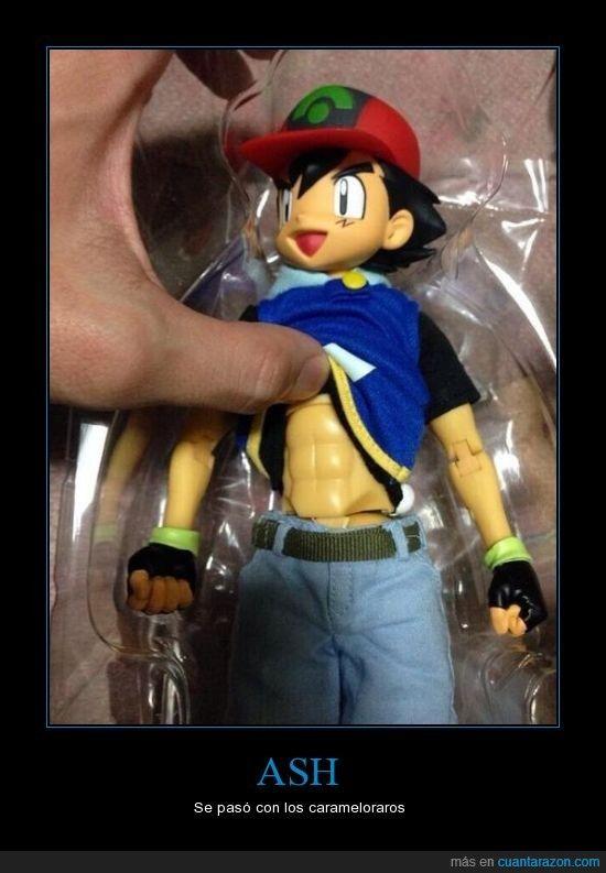Vaya con Ash XD