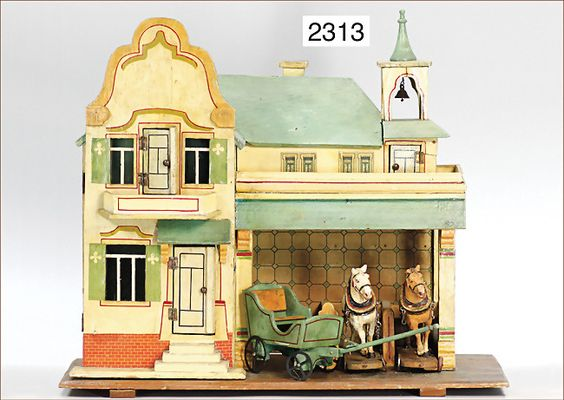 Ladenburger Spielzeugauktion GmbH, nice design and style.  .....Rick Maccione-Dollhouse Builder www.dollhousemansions.com