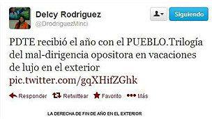 Polémica en Venezuela por divulgación de destinos vacacionales de opositores - Cachicha.com