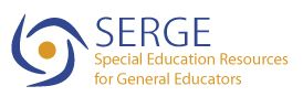 SERGE-Special Education Resources for General Educators- Looks like it may have some valuable info