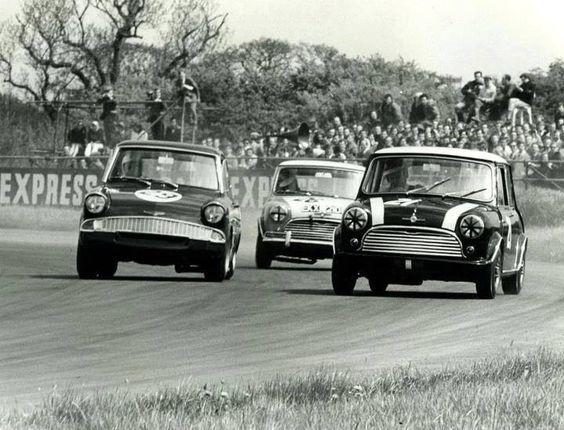 Mini Cooper race