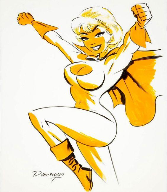 Galeria de Arte (6): Marvel, DC Comics, etc. A4c0684d8ef4e91df6101b613587e898