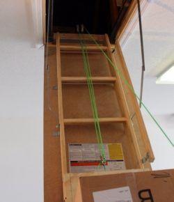 Diy Attic Storage Lift Attic Storage Diy Attic Storage Attic Lift Diy