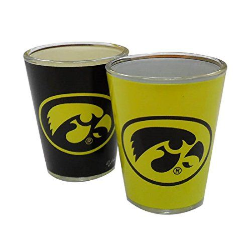 Jenkins Enterprises LSU Tigers Two Tone Shot Glass