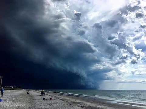 Hermine - tropical storm - 2016