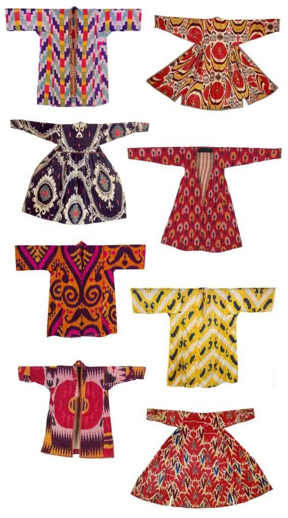 :): Turkish Textiles, Ikat Prints, Ikat Fabrics, Ikat Textiles, Ikat Clothing, Traditional Ikat