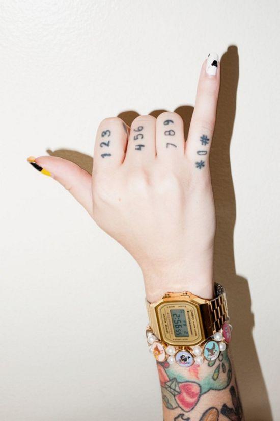 kreayshawn tattoo