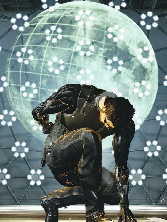 Adam Jensen, Deus Ex: Human Revolution                                                                                                                                                     Mehr