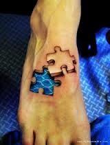 Puzzle Tattoo:)