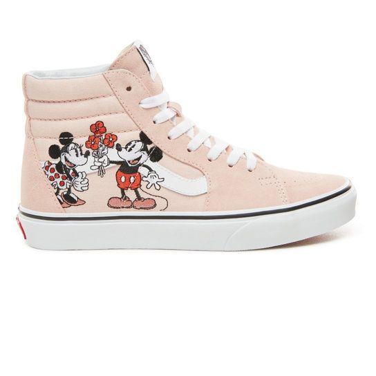 Disney x Vans Sk8 Hi Shoes 100€ #theradicalblog #shoes