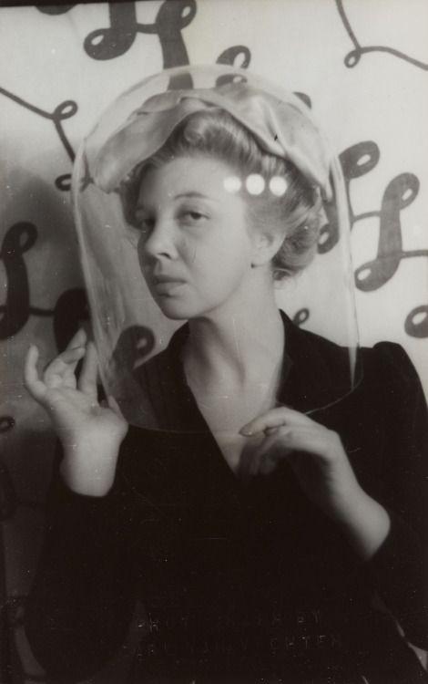 Carl van Vechten-Leonor Fini
